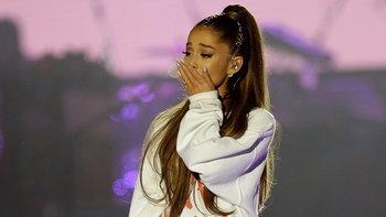 Ariana Grande ปิดท้ายคอนเสิร์ต One Love Manchester ด้วยน้ำตา