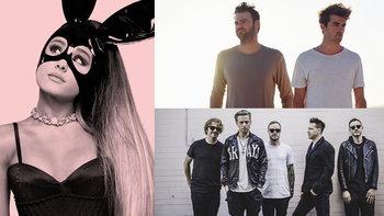 Ariana Grande, OneRepublic, The Chainsmokers นำทีมกระหึ่ม Singapore Grand Prix 2017