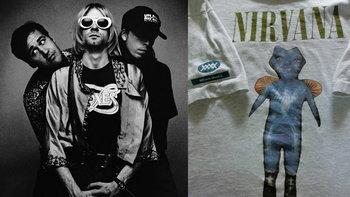 เสื้อทัวร์ Nirvana ประกาศขาย 250,000 บาท (และมีคนซื้อแล้วด้วย)