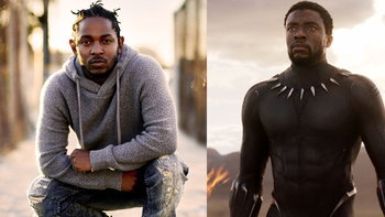 Kendrick Lamar นำทีมส่งเพลงประกอบ Black Panther ตอกย้ำ Black Power
