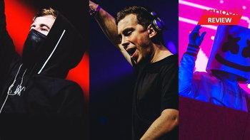 Alan Walker, Hardwell, Marshmello ชวนแฟน EDM แดนซ์ไม่หยุดใน Together Festival 2018
