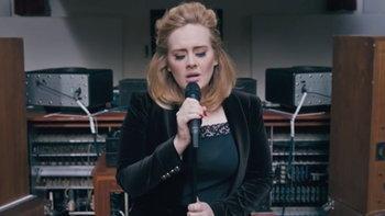 ขนลุกซู่! Adele อุ่นเครื่องกับเพลงใหม่ When We Were Young