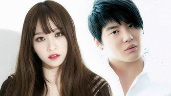 ส่องผลงาน Hani EXID กับ Junsu JYJ คู่รักคู่ใหม่วงการไอดอล K-POP