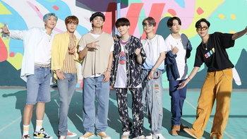 BTS ทำลายสถิติยอดวิวเอ็มวีใน YouTube แตะ 101.1 ล้านวิว สูงที่สุดภายใน 24 ชม.