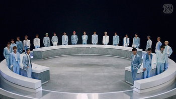 NCT ปล่อยคลิป NCT 2020 YearParty เผยโฉมหน้าเมมเบอร์ 23 คนในลุคสูทสุดเท่