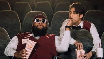 """""""ฟักกลิ้ง ฮีโร่"""" โพสต์ชม """"ไบร์ท วชิรวิชญ์"""" หลังร่วมงานกันในเพลงใหม่ """"Sad Movie"""""""