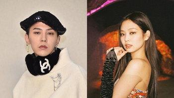 """ลือ """"จีดราก้อน BIGBANG"""" กับ """"เจนนี่ BLACKPINK"""" คบกันราว 1 ปีแล้ว"""