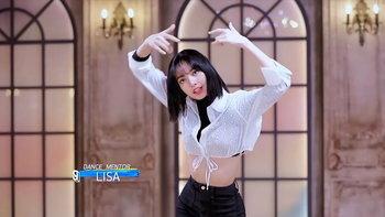 """เมนเทอร์ """"ลิซ่า BLACKPINK"""" สอนเด็กฝึกเต้น """"Kick It"""" ของ NCT 127 ท่าอย่างสวย"""