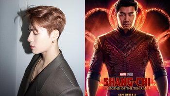 """ลือหึ่ง! Jackson Wang อาจได้ร้องเพลงประกอบหนัง Marvel เรื่อง """"Shang-Chi"""""""