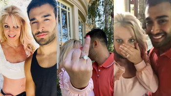 Britney Spears เซอร์ไพรส์! ประกาศหมั้นแฟนหนุ่มที่คบกันนาน 5 ปี