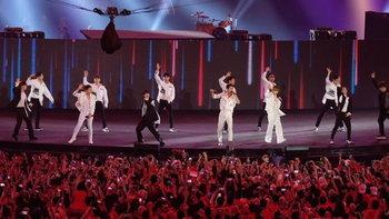 Super Junior x iKON ระเบิดความมันให้แฟนๆ K-POP ปิดฉาก Asian Games 2018
