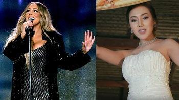 """ฮาลั่น! Mariah Carey เจอเพจดังตัดต่อคลิปร้องเพลง """"ครางชื่ออ้ายแน"""""""