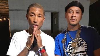 ฟลอร์เดือด! Pharrell Williams จัดความสนุกในงานแฟชั่นโชว์ Chanel พร้อมร่วมเฟรมศิลปินฮิปฮอปไทย