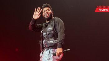 กอดคอร้องเพลง R&B เนิบๆ สไตล์วัยรุ่นอเมริกันกับ Khalid American Teen Tour 2018 Bangkok