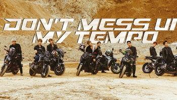 """EXO กลับมายึดบัลลังก์ K-POP พร้อมอัลบั้มเต็มชุดที่ 5 """"Don't Mess Up My Tempo"""""""
