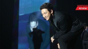 RAIN พิสูจน์ความเก๋าบนเส้นทาง K-POP กว่า 20 ปีในแฟนมีตติ้งครั้งแรกในไทย
