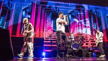 เดือดคูณสอง Red Hot Chili Peppers ประกาศแสดงคอนเสิร์ตที่พีระมิด ประเทศอียิปต์