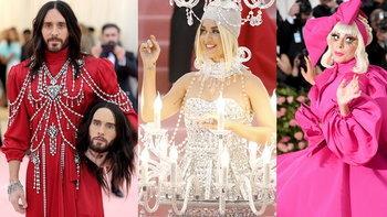 """เปิดภาพชุดสุดจี๊ด! เมื่อ """"ศิลปิน-นักร้อง"""" ระดับโลกเดินพรมแดงงาน """"Met Gala 2019"""""""