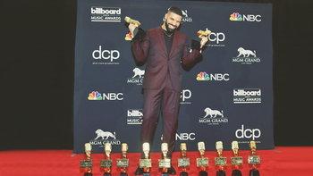 """""""Drake"""" คว้า 12 รางวัล จากเวที Billboard Music Awards 2019"""