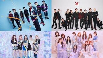 GOT7, X1, IZONE, ITZY นำทีมบุก KCON 2019 THAILAND 28-29 ก.ย. นี้