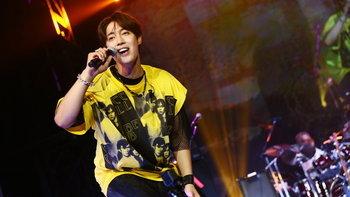 """""""คิม ฮยอนจุง"""" ระเบิดความร้อนแรงในคอนเสิร์ตเต็มรูปแบบ 2 ชม. เต็ม"""