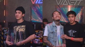 """Meyou-YOUNGOHM"" เดินหน้าคว้ารางวัลใหญ่ ""Rap is Now Awards 2019"""