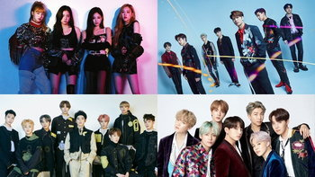 2019 MAMA เปิดโผรายชื่อศิลปิน K-POP เข้าชิงรางวัลใหญ่แห่งปี