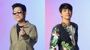 """""""ว่าน-โจ๊ก"""" จับมือร้องเพลงให้กำลังชาวไทย หลังรับหน้าที่โค้ช """"The Voice Kids"""""""