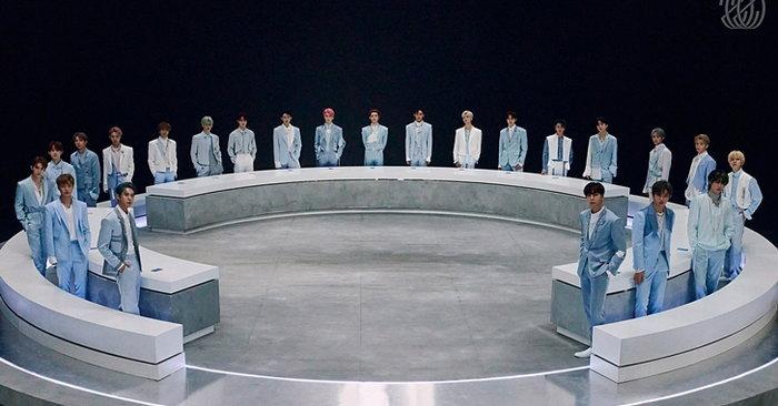 NCT ปล่อยคลิป NCT 2020 YearParty เผยโฉมหน้าเมมเบอร์ 23 คนในลุค ...