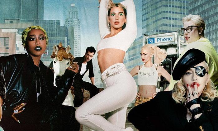 Dua Lipa จับมือ The Blessed Madonna ทำอัลบั้มรีมิกซ์