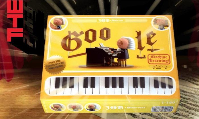 สนุกไปกับ Google Doodle สุดสร้างสรรค์ชวนคุณมาเป็นนักแต่งเพลงด้วยกัน