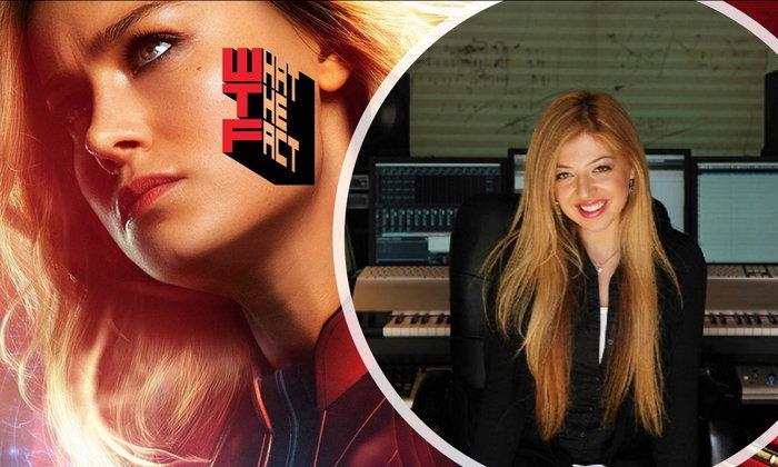 """ซาวด์แทร็ค Captain Marvel บทเพลงจาก """"Pinar Toprak"""" นักแต่งเพลงหญิงคนแรกแห่งจักรวาลมาร์เวล"""