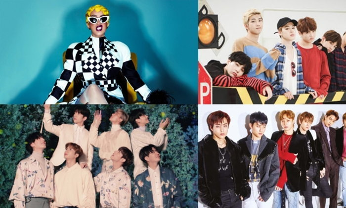 Cardi B-BTS-GOT7-EXO เข้าชิงรางวัลใน Billboard Music Awards 2019
