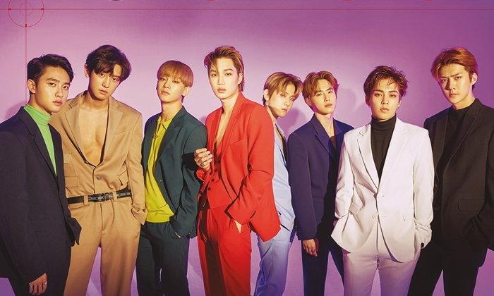 EXO ตอกย้ำความยิ่งใหญ่ ขายบัตรคอนเสิร์ตหมดติดต่อกันเป็นครั้งที่ 5