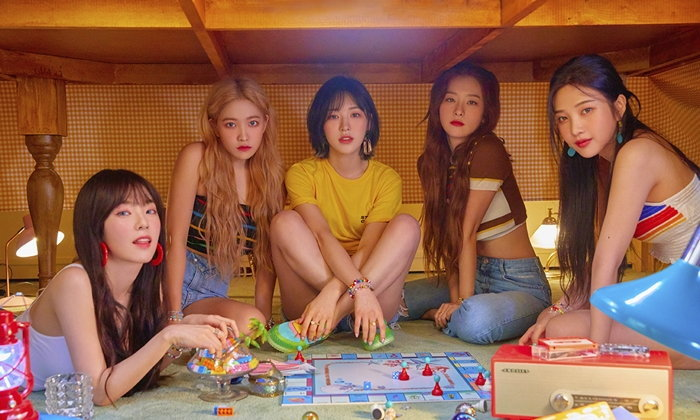 Red Velvet พิสูจน์พลังซัมเมอร์ ควีน พาอัลบั้มใหม่ พร้อมเพลงเปิดตัว
