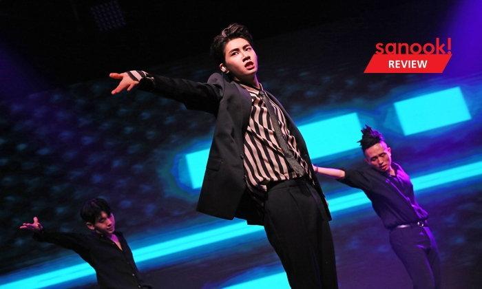 """""""อี จินฮยอค"""" ประเดิมแฟนมีตติ้งแรกของ Produce X 101 ด้วยความฮา"""