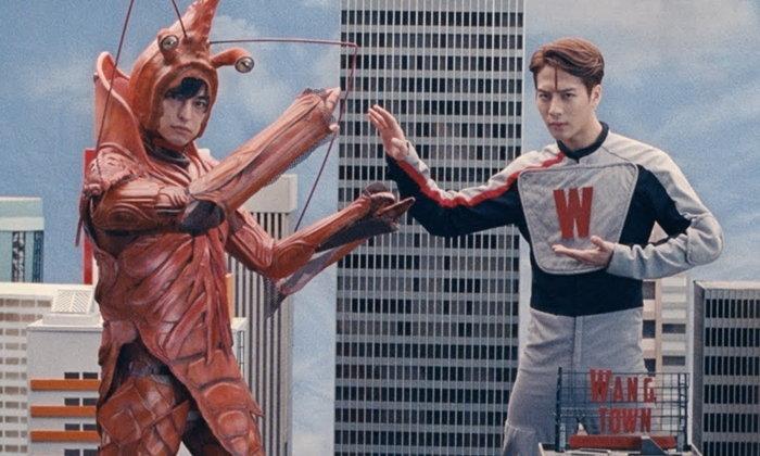 """Joji - Jackson Wang มวยถูกคู่ ! ในมิวสิควิดีโอเพลงใหม่ """"Walking"""""""