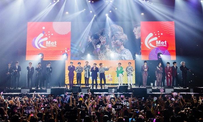KMET Festival 2019 โดนใจแฟนเคป็อป ยกใจให้ทั้ง 4 ด้อม จัดเต็มทุกนาที