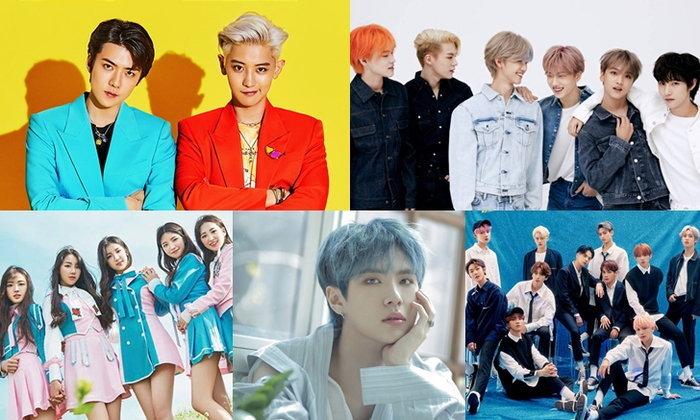 K-JOY Music Festival 2020 เปิดปีใหม่มาจอยกับ 5 ศิลปินสุดกรี๊ด 12 ม.ค. นี้