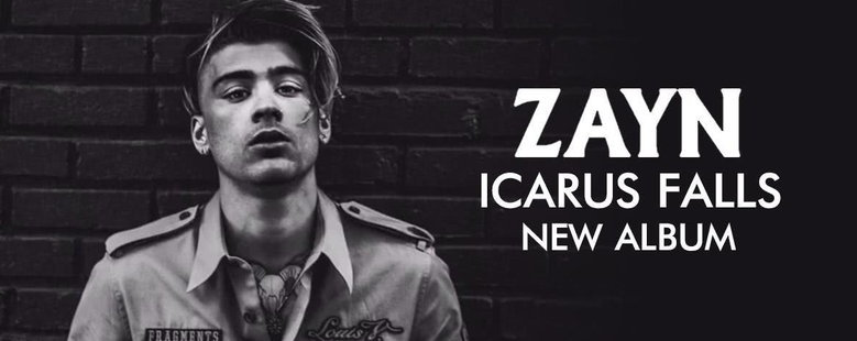 Album : Icarus Falls - ZAYN