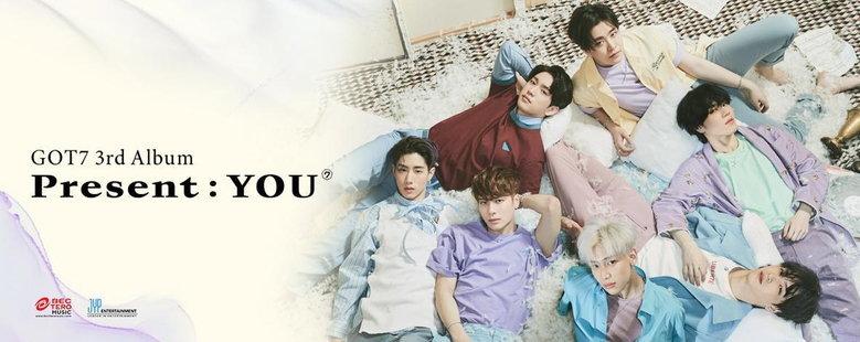 Album : Present : YOU - GOT7