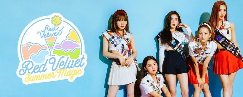 Album : Summer Magic - Summer Mini Album - Red Velvet