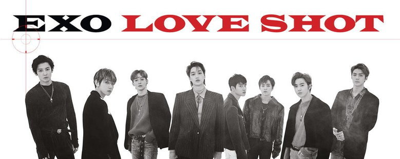 Album : LOVE SHOT - EXO