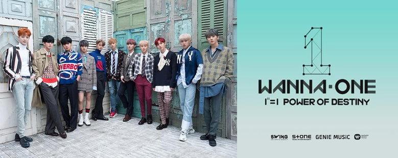Album : 1¹¹=1 (POWER OF DESTINY) - Wanna One