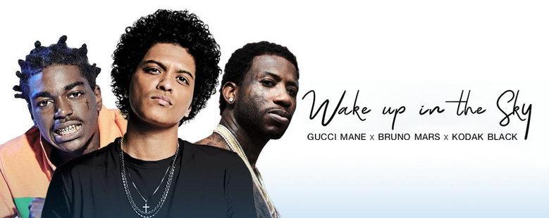 Single : Wake Up in the Sky - Bruno Mars (S!)