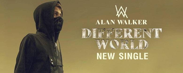 Single : Different World - Alan Walker (S!)