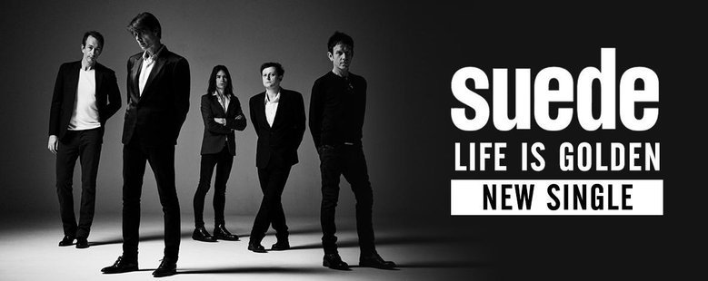 Single : Life is Golden - Suede