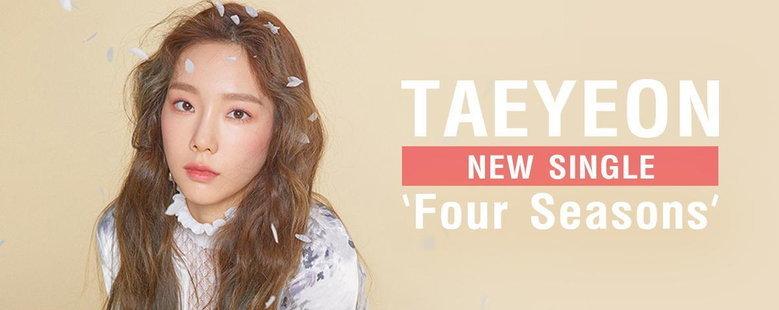 Album : Four Seasons - TAEYEON