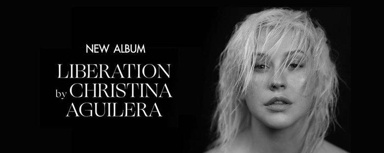 Album : Liberation - Christina Aguilera