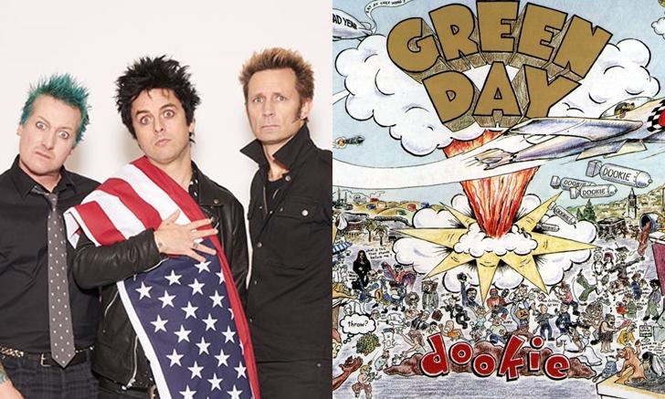 10 อัลบั้มที่เราจะไม่ได้ฟัง ถ้าไม่มี Dookie ของ Green Day